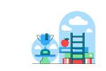 Корпоративное образование 2020. Логотип выставки
