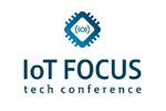 IoT Focus TechConf 2020. Логотип выставки
