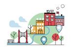 Недвижимость в России 2020. Логотип выставки