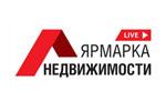 Ярмарка недвижимости LIVE 2020. Логотип выставки