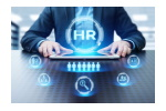 HR-Tech 2021. Логотип выставки