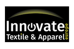 Innovate Textile & Apparel (ITA) Europe 2021. Логотип выставки