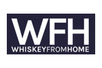 Whiskey From Home 2020. Логотип выставки