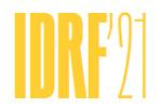 International Digital Retail Forum / IDRF 2021. Логотип выставки