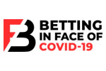 Betting in face of COVID-19 - 2020. Логотип выставки