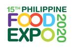 Philippine Food Expo 2020. Логотип выставки