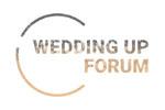 WEDDING UP Forum 2020. Логотип выставки