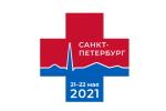 Биеннале искусства медицины. Мнения и доказательства 2021. Логотип выставки
