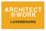 ARCHITECT AT WORK LUXEMBOURG 2022. Логотип выставки
