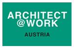 ARCHITECT AT WORK VIENNA 2020. Логотип выставки