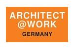 ARCHITECT AT WORK HAMBURG 2021. Логотип выставки