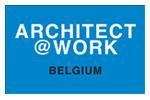 ARCHITECT AT WORK KORTRIJK 2021. Логотип выставки