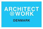 ARCHITECT AT WORK DENMARK 2020. Логотип выставки