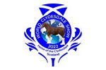 World Clydesdale Show 2022. Логотип выставки