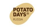 Potato Days Russia 2022. Логотип выставки