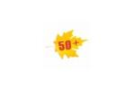 50+.Золотой Возраст 2021. Логотип выставки