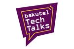 Bakutel TechTalks 2021. Логотип выставки