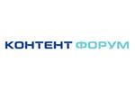 Санкт-Петербургский международный Контент Форум 2021. Логотип выставки