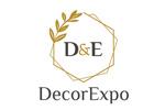 Decor Expo 2020. Логотип выставки