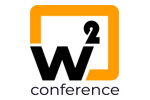 W2 conference Moscow 2021. Логотип выставки