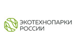 Экотехнопарки России 2020. Логотип выставки