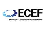 Exhibition and Convention Executives Forum / ECEF 2020. Логотип выставки