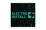 ELECTRO INSTALL 2020. Логотип выставки