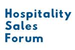 Hospitality Sales Forum 2021. Логотип выставки