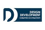 DESIGN DEVELOPMENT 2020. Логотип выставки