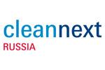 Cleannext 2021. Логотип выставки