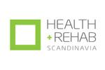 Health & Rehab Scandinavia 2021. Логотип выставки