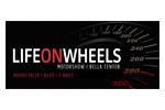 Life On Wheels 2020. Логотип выставки
