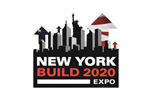 New York Build 2020. Логотип выставки