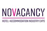 NoVacancy 2021. Логотип выставки