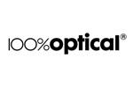 100% Optical 2021. Логотип выставки
