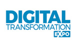 Digital Transformation EXPO Europe 2021. Логотип выставки