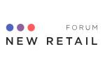 New Retail Forum 2021. Логотип выставки