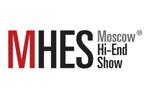 Moscow Hi-End Show 2021. Логотип выставки