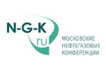 Нефтегазстрой 2022. Логотип выставки