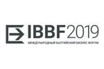 Международный Балтийский Бизнес Форум 2019. Логотип выставки