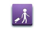 Online Travel 2020. Логотип выставки