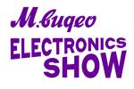 М.Видео Electronics Show 2021. Логотип выставки