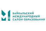 Байкальский международный салон образования 2021. Логотип выставки