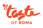 Taste Of Roma 2019. Логотип выставки