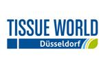 Tissue World Duesseldorf 2021. Логотип выставки