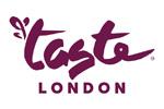 Taste of London 2019. Логотип выставки