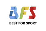 Best For Sport 2019. Логотип выставки