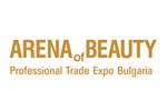 Arena of Beauty 2019. Логотип выставки