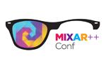 MIXAR++ 2019. Логотип выставки