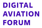Digital Aviation and Travel 2021. Логотип выставки